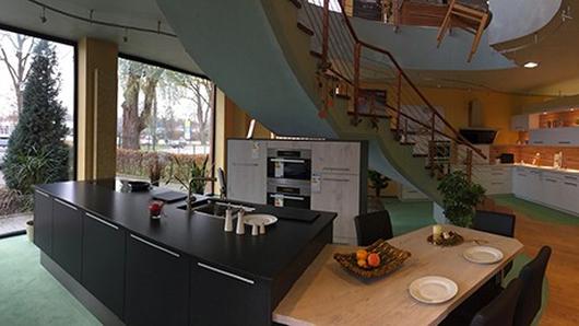 Küchenausstellung von Möbel und Küchen Olfen
